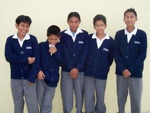 Jóvenes de Kinal