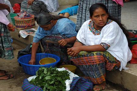 Mercado de Carchá