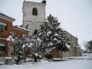 Iglesia de Cogeces del Monte