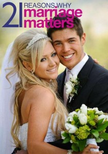 Why marriage matters 2009