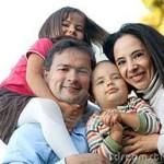 familia latinoamericana