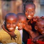 población Africa