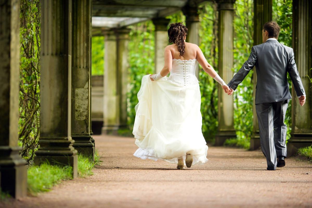 El éxito detrás de casarse con la persona correcta