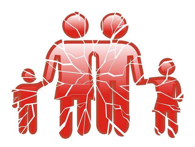 El sabotaje de la fragmentación familiar