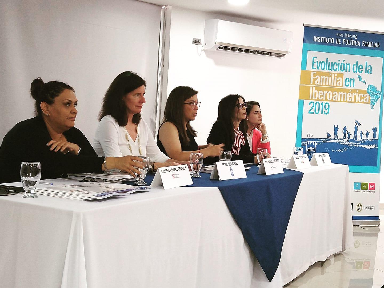 Informe Evolución de la Familia en Iberoamérica 2019