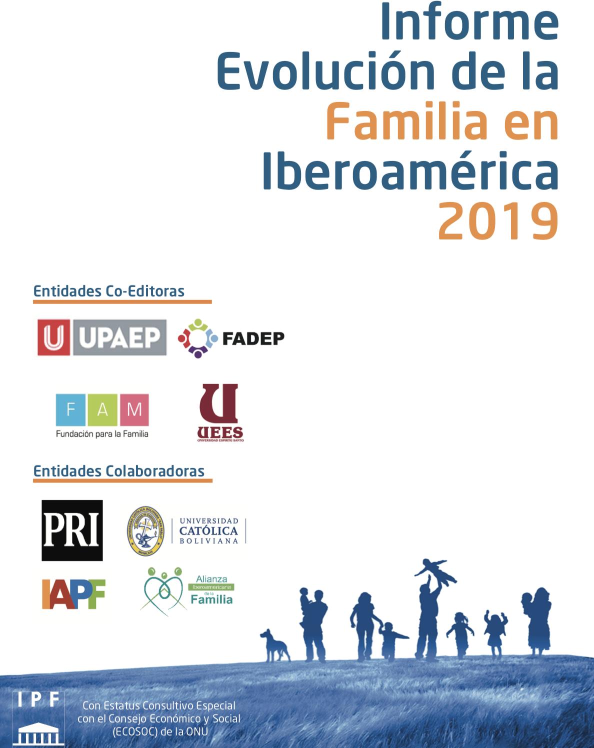 Evolución de la Familia en Iberoamérica