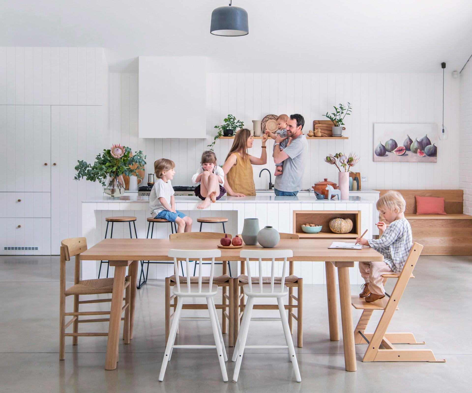 El potencial de capital familiar