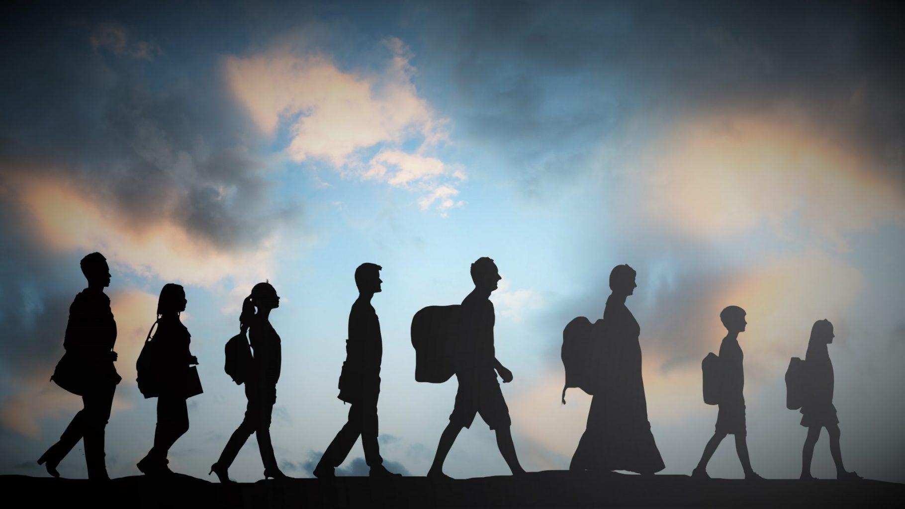 La paradoja del migrante